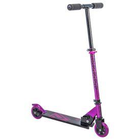 Prizm Kids' Folding Inline Scooter, Pink