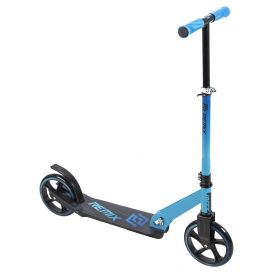 Remix™ Kids' Folding Inline Scooter, 200mm, Blue