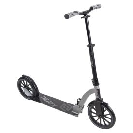 Remix™ Kids' Folding Inline Scooter, 250mm, Silver