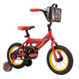 Disney·Pixar Cars Boys' Bike, Case, Red, 12-inch