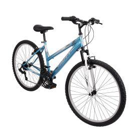 Highland™ Women's Mountain Bike, Blue, 26-inch