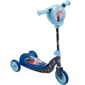 Disney Frozen Girls' Preschool Toddler Scooter, Blue