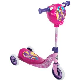 Disney Princess Girls' Preschool Toddler Scooter, Pink