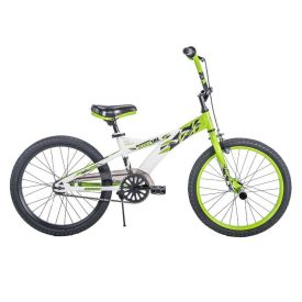 Double Take™ Boys' Bike, Green, 20-inch