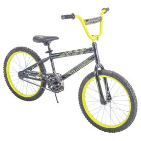 Rock It™ Boys' Bike, Black, 20-inch