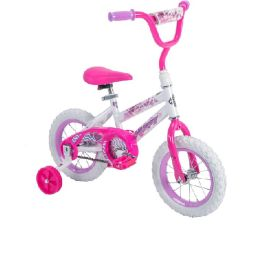 Sea Star™ Girls' EZ Build Bike, 12-inch