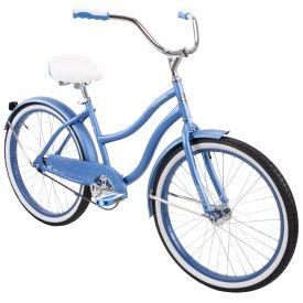 Cranbrook Women's Cruiser Bike, Blue, 24-inch