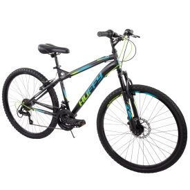 Nighthawk™ Men's Mountain Bike, Black, 26-inch