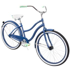 Cranbrook™ Women's Cruiser Bike, Blue, 26-inch