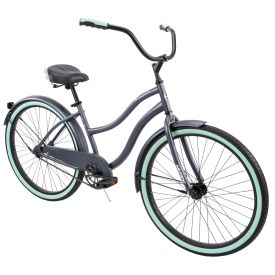 Cranbrook™ Women's Cruiser Bike, Gray, 26-inch