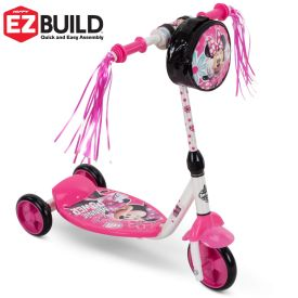 Disney Minnie Girls' EZ Build™ 3-Wheel Scooter