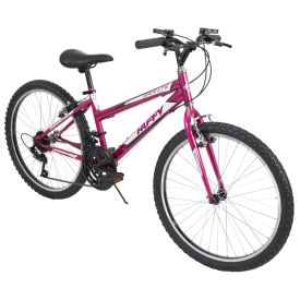 Granite™ Women's Mountain Bike, Pink, 24-inch