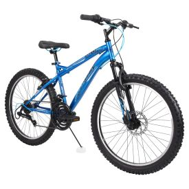 Extent™ Men's Mountain Bike, Blue, 24-inch