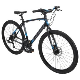 Carom™ Men's Gravel Bike, Black, 27.5-inch
