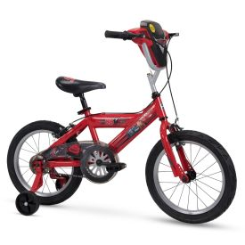 Disney·Pixar Cars Boys' Bike, Red, 16-inch