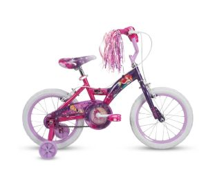 Disney Princess Girls' Bike, Purple, 16-inch
