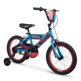 Marvel® Spider-Man® Boys' Bike, Blue, 16-inch