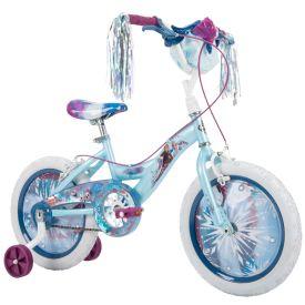 Disney Frozen 2 Kids' Bike, Blue, 16-inch