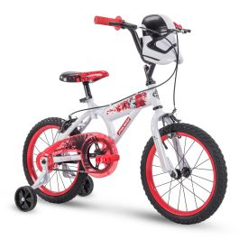 Star Wars™ Stormtrooper Boys' Bike, White, 16-inch