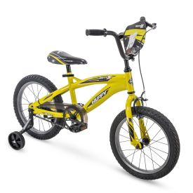 Moto X™ Boys' Bike, Yellow, 16-inch