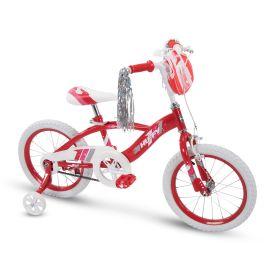Glimmer™ Girls' Bike, Red, 16-inch