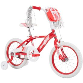 Glimmer Kid Bike Quick Connect 16 inch Red