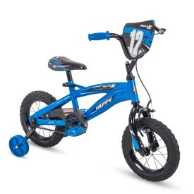 Moto X™ Boys' Bike, Blue, 12-inch