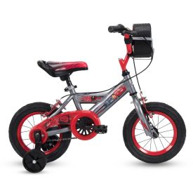 Disney·Pixar Cars Boys' Bike, Tire Case, Red, 12-inch