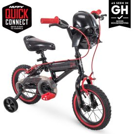 Star Wars Darth Vader Kids Bike 12-inch, Quick Connect