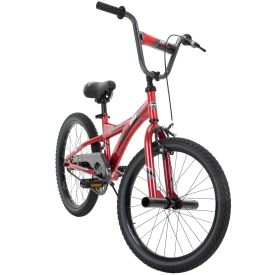 Ignyte Kid Bike Quick Assembly 20 inch Red