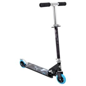 Marvel® Black Panther® Kids' Folding Inline Scooter