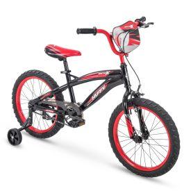 Moto X Kid Bike Quick Connect 18 inch Black