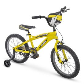 Moto X™ Boys' Bike, Bright Green, 18-inch