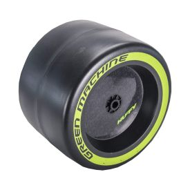 Green Machine™ Rear Wheel, Green Sidewall