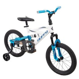 DS 1600™ Boys' Bike, EZ Build™, White, 16-inch