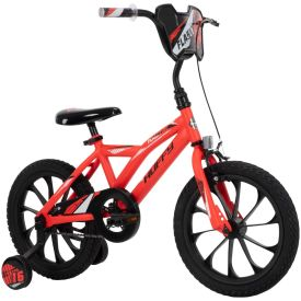 boys red 16-inch bike
