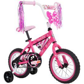 """12"""" Disney Minnie bike for kids"""