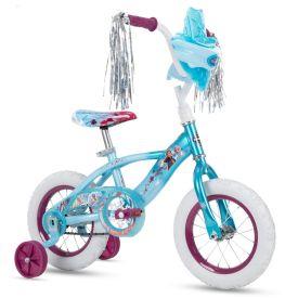 Disney Frozen 2 Bike with EZ Build Bike, 12-inch