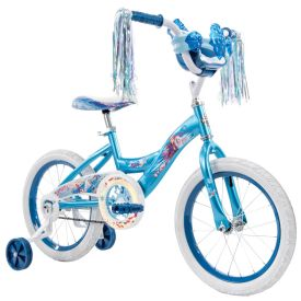 Disney Frozen 2 16-inch Bike with Sleigh Carrier