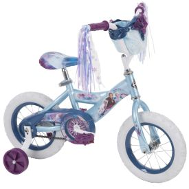 Disney Frozen 2 Girls' Bike 12-inch