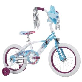 Disney Frozen 2 Bike with EZ Build Bike, 16-inch