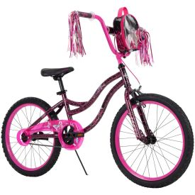 Kyro™ Girls' Bike with Handlebar Bag, 20-inch