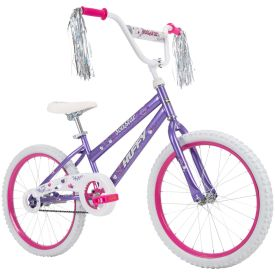Sea Star™ Girls' EZ Build Bike, 20-inch