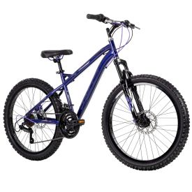 Extent™ Women's Mountain Bike, Midnight Purple, 24-inch