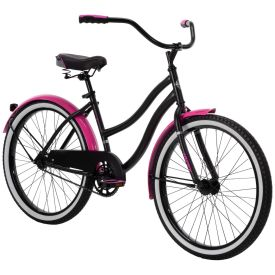 Cranbrook™ Women's Cruiser Bike, Black, 24-inch