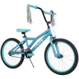 "20"" Glitzy kids' bike"