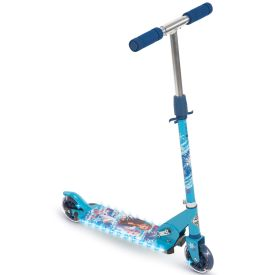 Disney Frozen Scooter features a Light-up LED deck