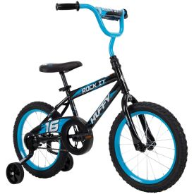 Rock-It™ Boys' EZ Build Bike, 16-inch