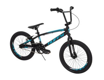 BMX Style bike in blue and black