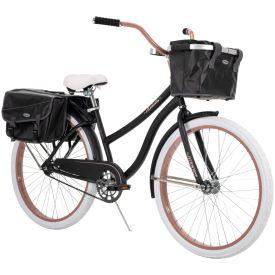 Marietta ™ Women's Cruiser Bike, Black, 26-inch